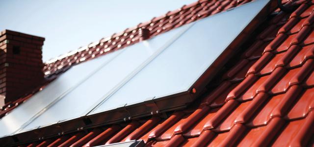 Montaż i wymiana kolektorów słonecznych